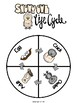 Snowy Owl Life Cycle Wheel and Poster Set
