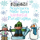 Snowy Sentences Slide Into Winterful Paragraphs