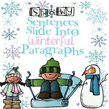 Snowy Sentences Slide Into Winterful Paragraphs