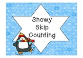 Snowy Skip Counting