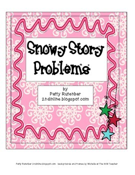 Snowy Story Problems