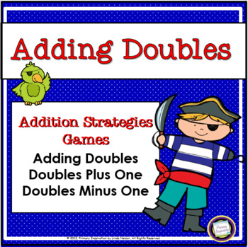 Addition Doubles Strategy Games