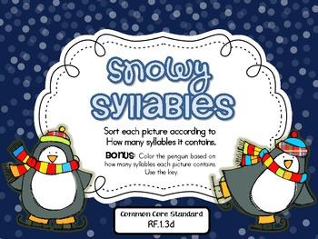 Snowy Syllables