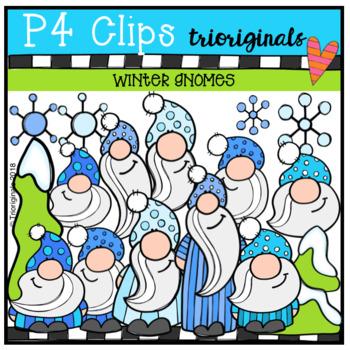 Snowy Winter BUNDLE (P4 Clips Trioriginals)