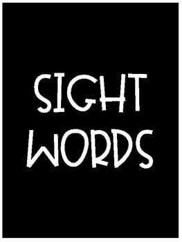 Snowy Words - Word Work Activities