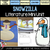 Snowzilla Literature Mini Unit