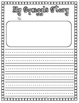 Squiggle Story Template
