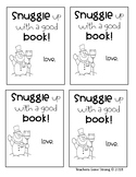 Snuggle Up With a Good Book Tag