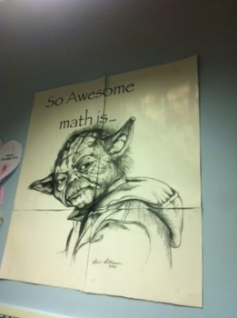 So Awesome math is...