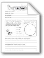 So Cute! (Thinking Skills)