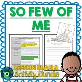 So Few Of Me by Peter H. Reynolds Lesson Plan and Activities