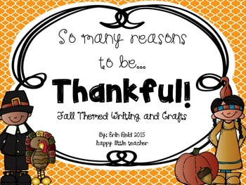 So Many Reasons to be Thankful