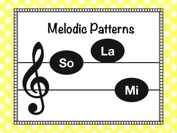 So-Mi-La Melody Cards