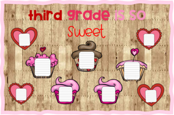 So Sweet Bulletin Craft