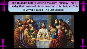 """""""So, Why Do We Have Pancakes On Shrove Tuesday?"""" Presentation for Lent / Easter"""