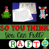 Reindeer, Winter, Christmas, Opinion, Persuasive Writing, RAFT