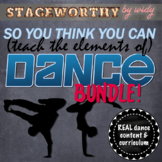 So You Think You Can (Teach the Elements of) Dance - Editi