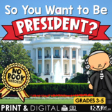 President's Day Reading Comprehension - So, you want to be President?