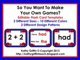 So You Want to Make Your Own Games?