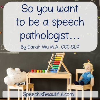 So you want to be a Speech Pathologist? - eBook for Prospective Students