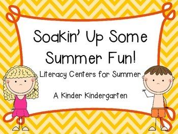 Soakin' Up Some Summer Fun!