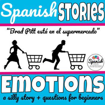 Spanish Reading: Emotions