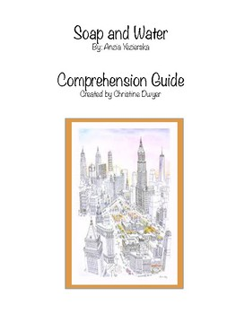 Soap and Water Comprehension Guide