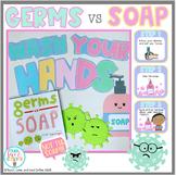 Germs vs Soap