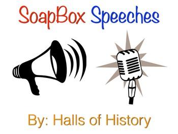 SoapBox Speeches!