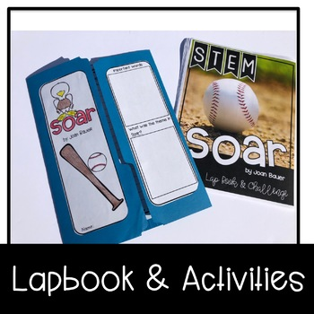 Soar Novel STEM Challenges and Lapbook