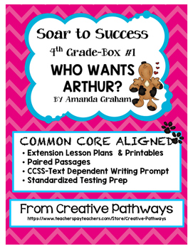 Soar To Success, Paired Passages, Who Wants Arthur?