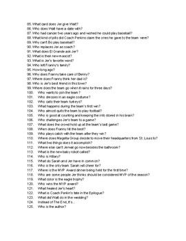 Soar Trivia Questions