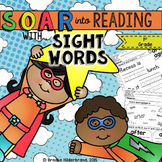 Soar into Reading: First Grade Sight Words Unit