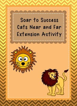Soar to Success - Cats Near and Far - Extension Activity - level 2