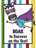 Soar to Success Test Prep Poster & Bookmarks