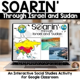 Soarin' Through Culture- Waterways of Sudan and Israel for