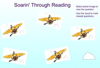 Soarin' Through Reading