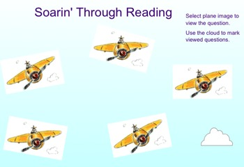 Soarin' Through Reading