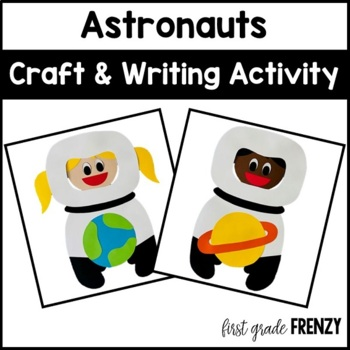 Astronaut Craftivity