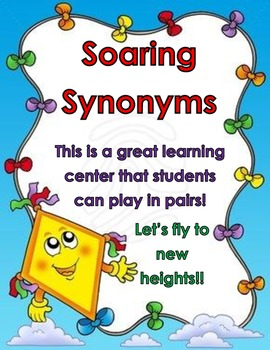 Soaring Synonyms