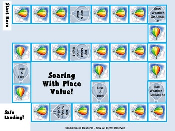 Soaring With Place Value!