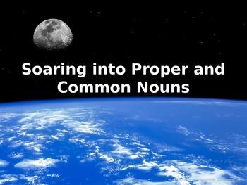 Soaring into Proper and Common Nouns