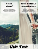 """Sobbin' Women"" and Seven Brides for Seven Brothers: Unit Test"