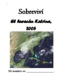 Sobreviví El huracán Katrina, 2005: Paquete de gramática y comprensión