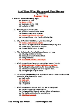 Soc St - 18  Quizzes for Short Story Supplemental Reading