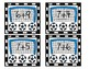 Soccer Addition Clip Cards and Soccer Number Line