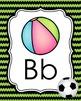 Soccer Alphabet Posters A - Z