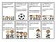 Soccer Auditory Comprehension