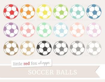 Soccer Ball Clipart; Sports, Equipment