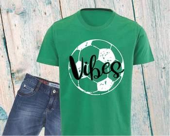 Soccer Ball Vibes svg grunge Football ball mom svg YOUR TEAM Mom vintage 1004s